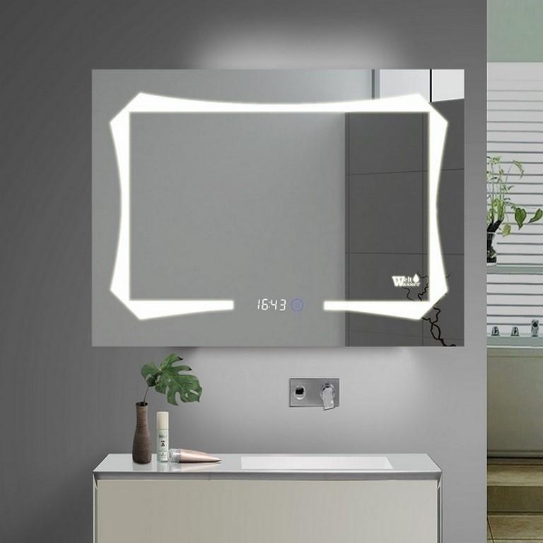 Зеркало WeltWasser WW BZS OTTO 8060-4B