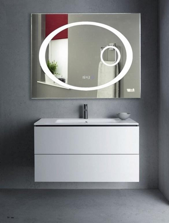 Зеркало WeltWasser WW BZS GABI 1080-4B