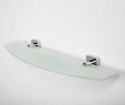Полка в ванную WasserKRAFT Lippe K-6524 стеклянная