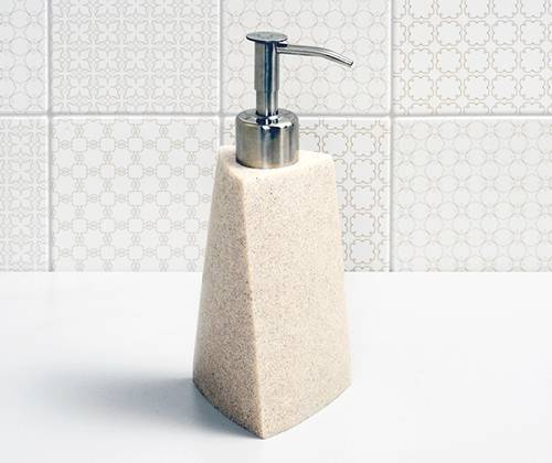 Дозатор для жидкого мыла WasserKRAFT Ohre K-37799