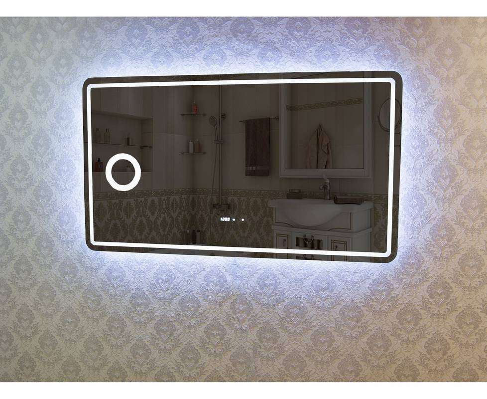 Зеркало Deto Z 120 120x70 см