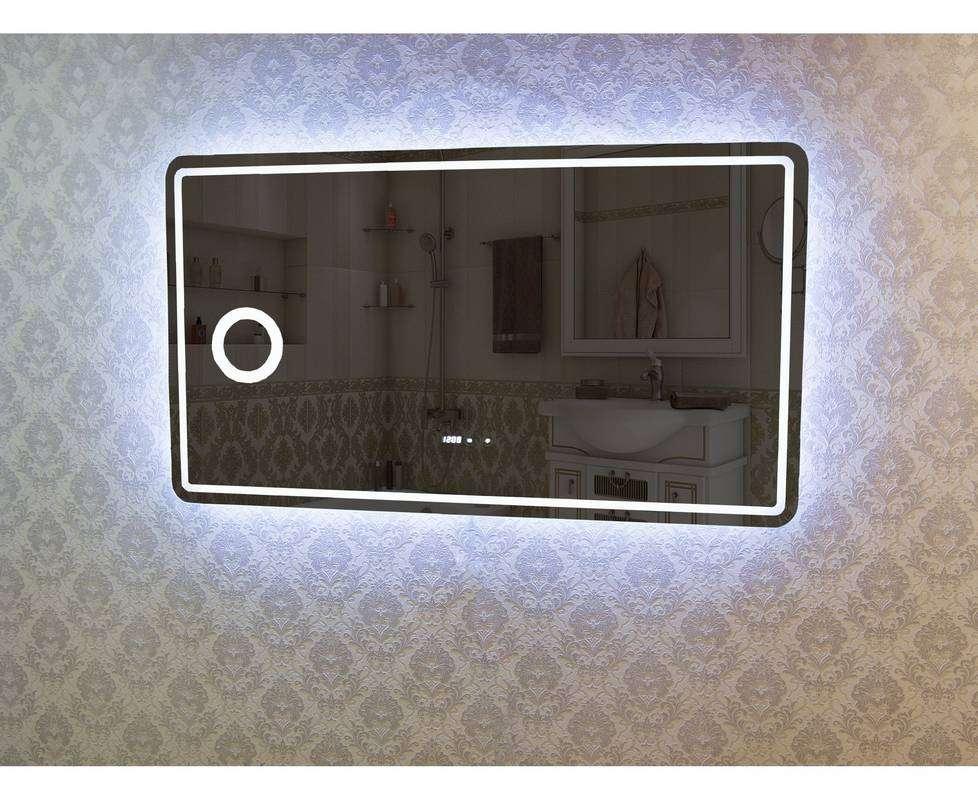Зеркало Deto Z 125 125x70 см