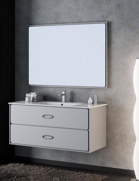 Мебель Опадирис Монте 120 цвет: матовый светло серый (МДФ)