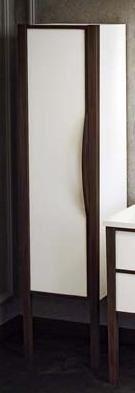 Пенал Опадирис Риголетто 42 цвет: белый/венге (Массив бука)