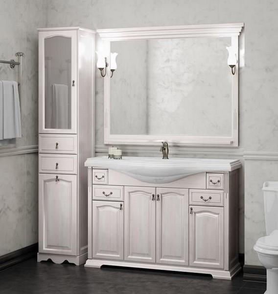 Мебель Opadiris РИСПЕКТО 120 Цвет: Белый Weiss (Массив бука)