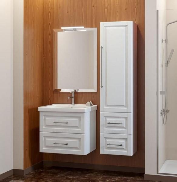 Мебель Опадирис Сити 65 цвет: белый матовый (МДФ)