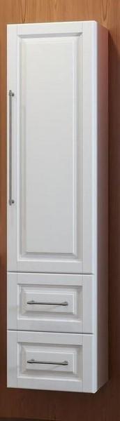 Пенал Опадирис Сити 35 цвет: белый матовый (МДФ)