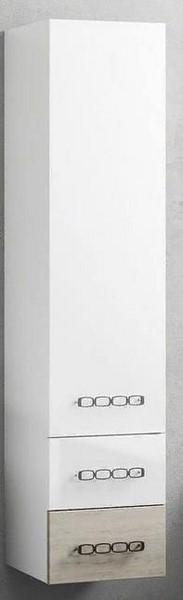 Пенал Опадирис Боско цвет: белый/орегано (МДФ)